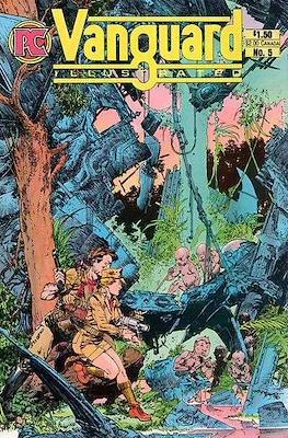 Vanguard Illustrated (grapa) #5