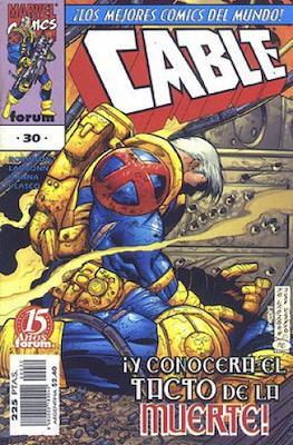 Cable Vol. 2 (1996-2000) (Grapa 24 pp) #30