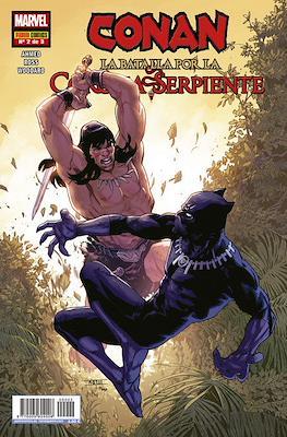 Conan: La batalla por la Corona Serpiente #2
