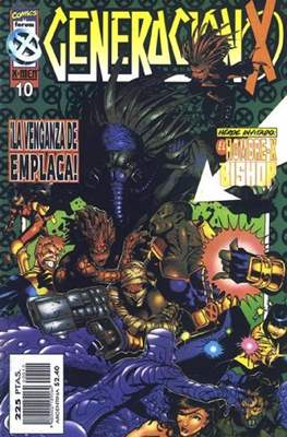Generación-X Vol. 2 (1996-2000) (Grapa 24 pp) #10
