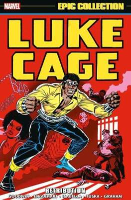 Luke Cage Epic Collection