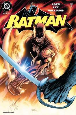 Batman Vol. 1 (1940-2011) (Comic Book) #616