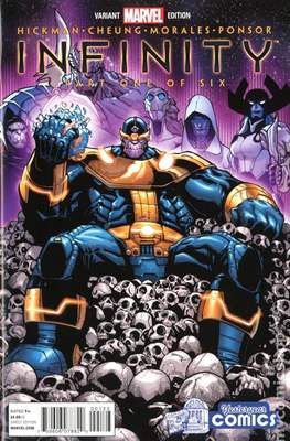 Infinity (2013-2014 Variant Cover) #1.17
