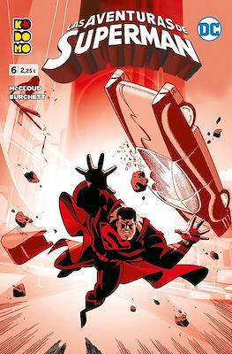 Las aventuras de Superman #6