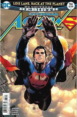 Action Comics Vol. 1 (1938-2011; 2016-) (Comic Book) #966