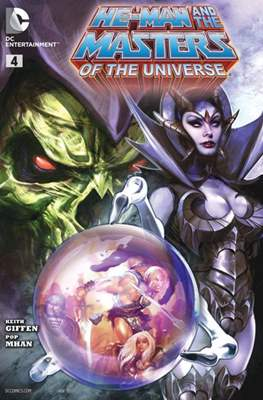 He-Man and the Masters of the Universe Vol.1 (Comic Book) #4
