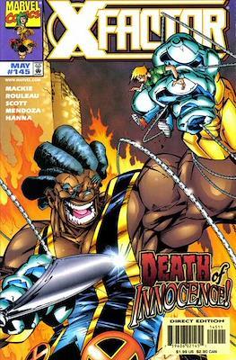 X-Factor Vol. 1 (1986-1998) (Comic Book) #145