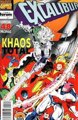 Excalibur Vol. 1 (1989-1995) (Grapa) #61