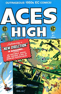 Aces High (Comic-book) #1