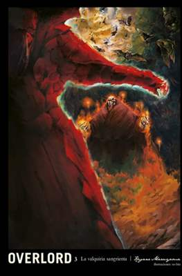 Overlord (Light Novel) Rústica con sobrecubierta #3