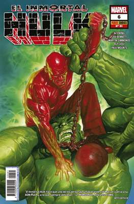 El Increíble Hulk Vol. 2 / Indestructible Hulk / El Alucinante Hulk / El Inmortal Hulk (2012-) (Comic Book) #81/6