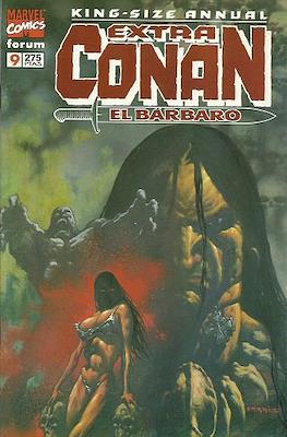 Extra Conan. El bárbaro (Grapa 40 pp) #9