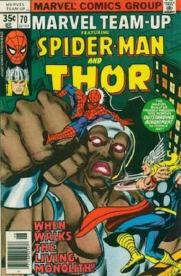Marvel Team-Up Vol. 1 (Comic-Book) #70
