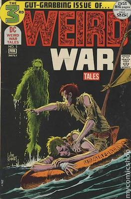 Weird War Tales (1971-1983) Comic Book #3