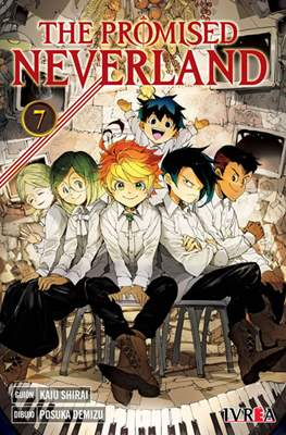 The Promised Neverland (Rústica con sobrecubierta) #7