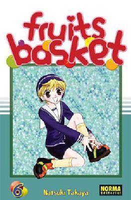 Fruits Basket (Rústica con sobrecubierta) #6