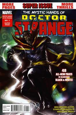 The Mystic Hands of Doctor Strange