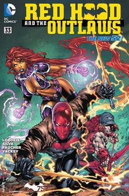 Red Hood and the Outlaws (2011-) New 52 (Comic-Book) #33