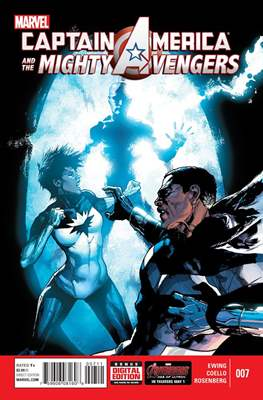 Captain America and the Mighty Avengers (Comic-Book) #7