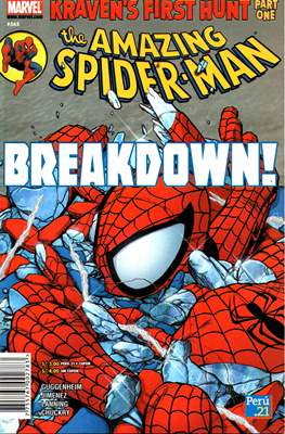 The Amazing Spider-Man (Grapas) #565
