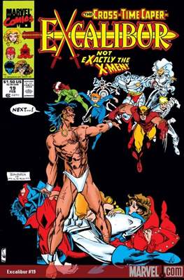 Excalibur Vol. 1 #19