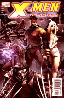 X-Men Unlimited Vol. 2 #1