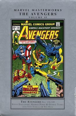 Marvel Masterworks The Avengers (Hardcover) #15