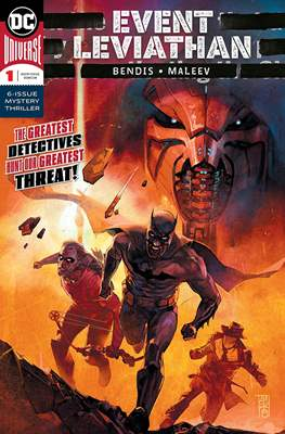 Event Leviathan (2019-) (Comic Book) #1