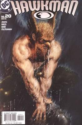 Hawkman Vol. 4 (2002-2006) (Comic book) #20