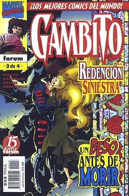 Gambito. Redención siniestra (Grapa. 17x26. 24 páginas. Color.) #3