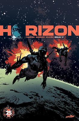 Horizon (Comic-book) #17
