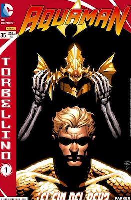Aquaman (Grapa) #35