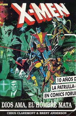 10 Años de la Patrulla-X en Comics Forum