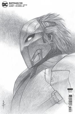 Batman Vol. 3 (2016- Variant Cover) #110.1
