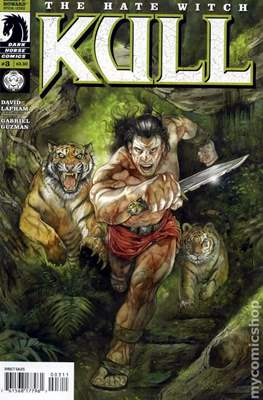 Kull: The Hate Witch (2010-2011) (Grapa) #3