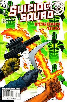 Suicide Squad Vol. 3 (2007) Grapa #3