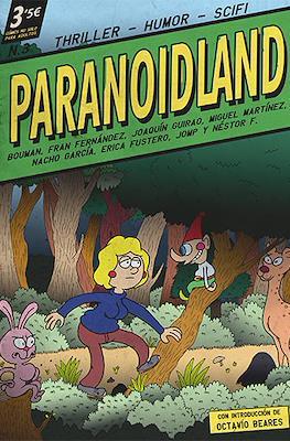 Paranoidland #3