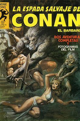 La Espada Salvaje de Conan. Vol 1 (1982-1996) (Grapa. B/N.) #2