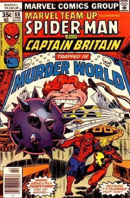 Marvel Team-Up Vol. 1 (Comic-Book) #66