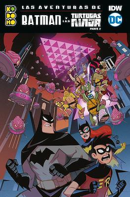 Las aventuras de Batman y las Tortugas Ninja (Rústica 72 pp) #2
