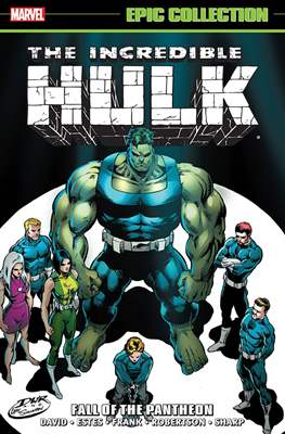 The Incredible Hulk Epic Collection #21