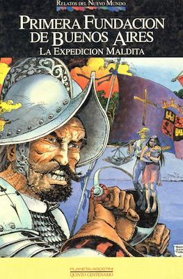 Relatos del Nuevo Mundo (Cartoné 72 pp) #17