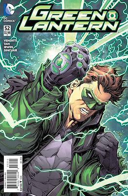 Green Lantern Vol. 5 (2011-2016) (Comic book) #52