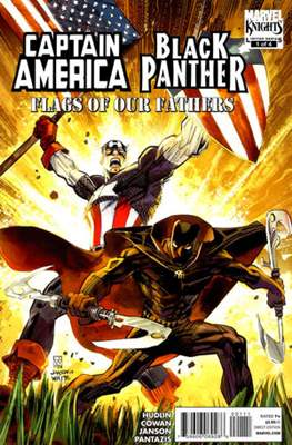 Captain America / Black Panther: Flags of Our Fathers (Comic Book) #1