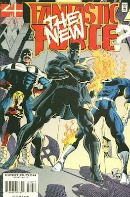 Fantastic Force Vol. 1 (1994-1996) (Saddle-stitched) #10