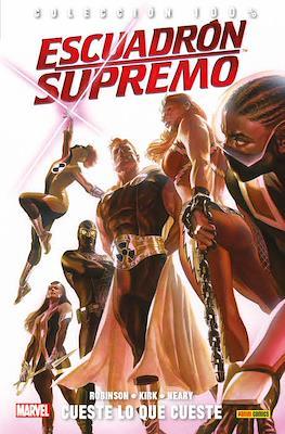 Escuadrón Supremo. 100% Marvel