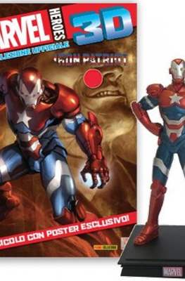 Marvel Héroes 3D - Colección Oficial (Grapa) #19