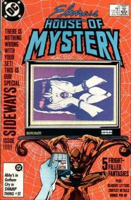 Elvira's House of Mystery (Comic-book) #6