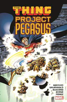 The Thing: Project Pegasus