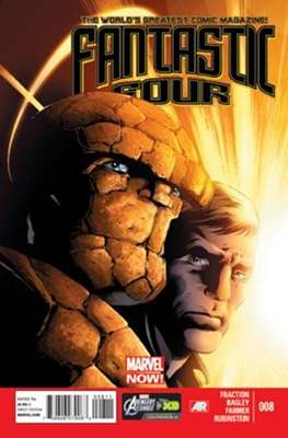 Fantastic Four Vol. 4 (Comic Book) #8
